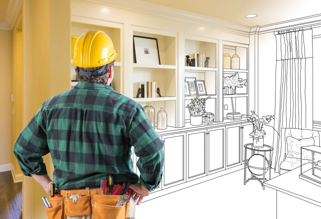 shutterstock 1053868607 1024x698 - 7 Reasons You Need to Remodel Your Home!