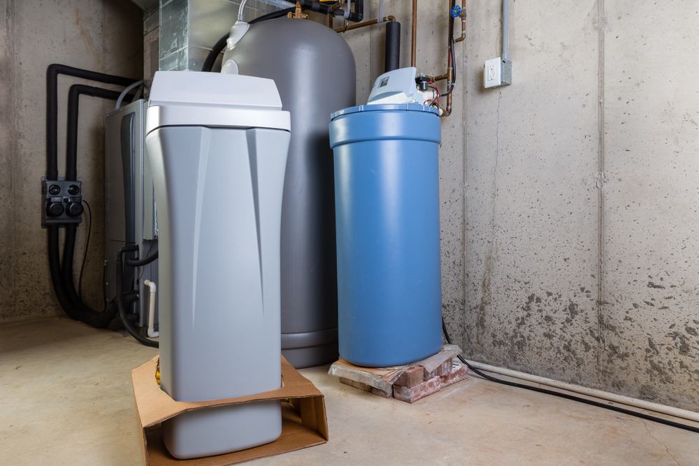 shutterstock 1020598795 1 - When Do I Install a Water Softener and What are Its Benefits?