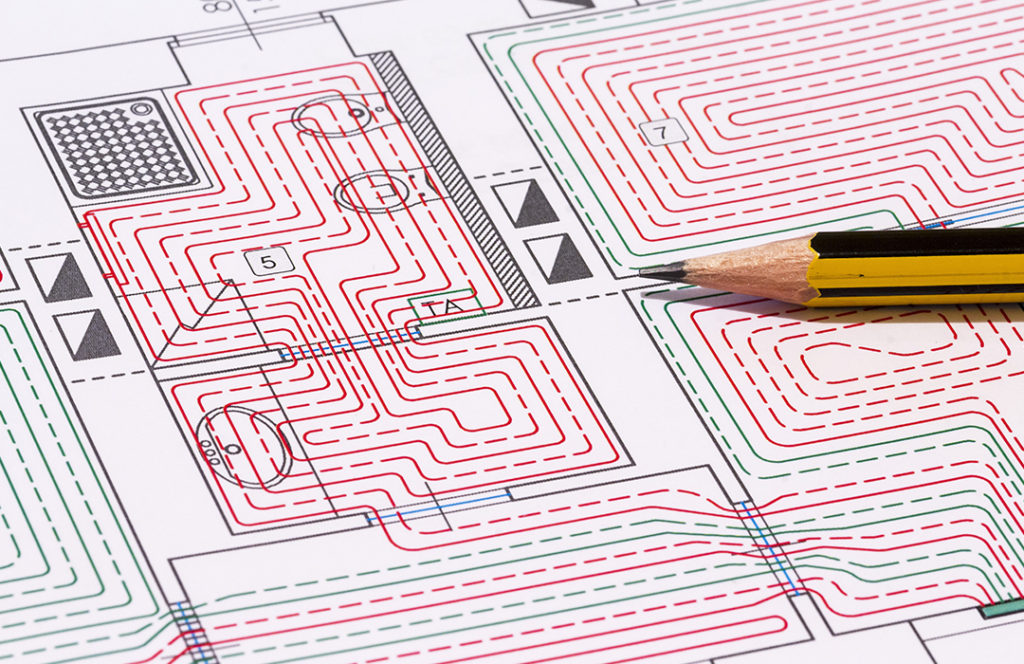 shutterstock 635589581 1024x664 - Garage Radiant Floor Heating — Everything You Need to Know