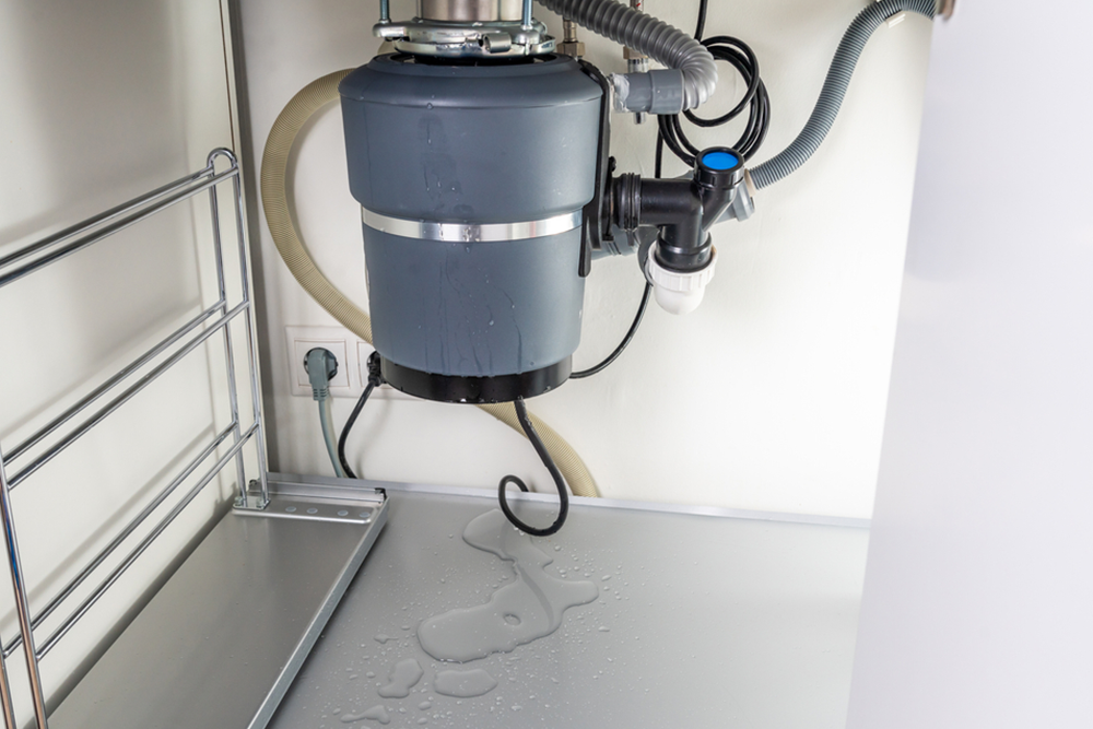 pph 41 - Why Is My Garbage Disposal Leaking?